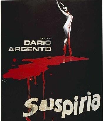 Suspiria (1976, Dario Argento)