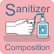 Hand Sanitizer Preparation Tool for PC Windows 10/8/7