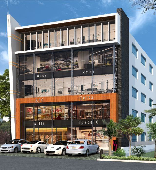 Signature 36 - Jubilee Hills Office Space