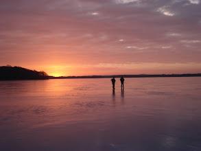 Photo: 022 Op tijd op het ijs