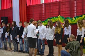 Photo: Laureaci Wojewódzkich Konkursów Przedmiotowych 2014 - R. Niemkuć 3a