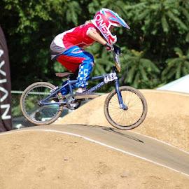 BMX Boy RW&B by Brad Lehigh - Sports & Fitness Cycling