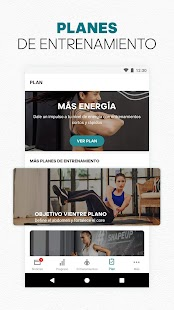 adidas Training by Runtastic entrenamiento en casa Screenshot