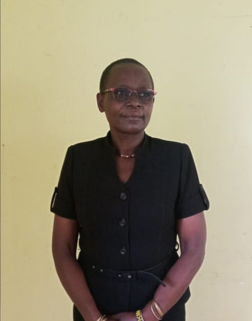 Mary Khaemba, director of offender correction and rehabilitation at the Kenya Prisons Service