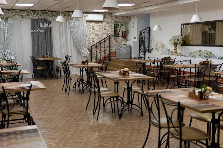 Фото №5 зала Кафе-Кафе