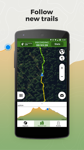 Wikiloc Outdoor Navigation GPS ss3