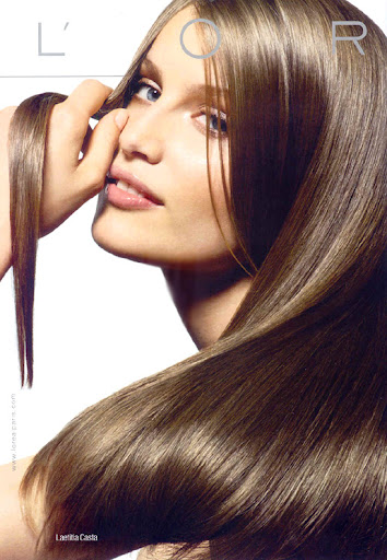 L'Oreal Haircolor for Fall