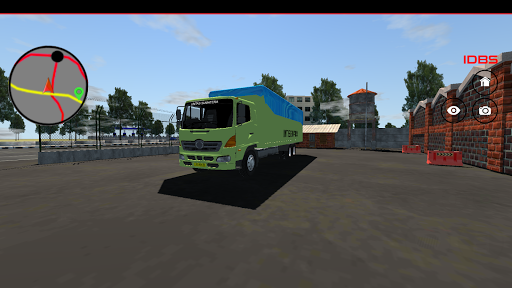 IDBS Indonesia Truck Simulator 2.1 Cheat screenshots 1