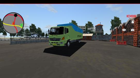 IDBS Indonesia Truck Simulator 1