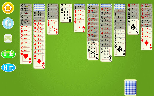 Spider Solitaire Mobile  screenshots 16