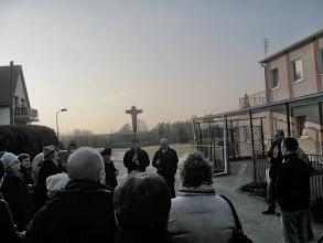 Photo: Czy Krzyż Jedności miałby stanąć przy Sanktuarium Zawierzenia?????