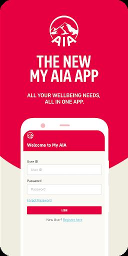 My AIA  Screenshots 1