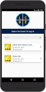 LCBE Conferences - náhled