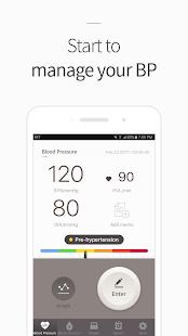 Download Blood Pressure(BP) Diary For PC Windows and Mac apk screenshot 1