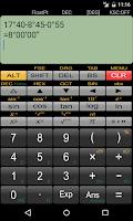 Screenshot of Panecal Plus
