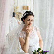 Wedding photographer Oksana Sinicina (ksuha). Photo of 02.11.2017