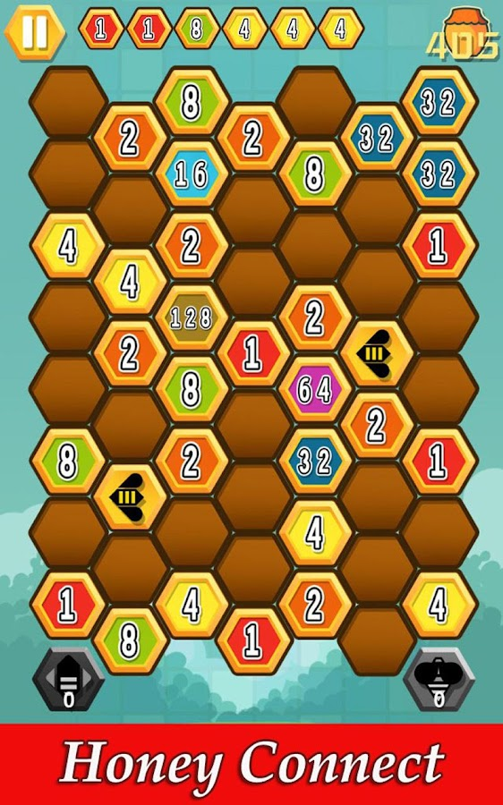Honey Connect- screenshot
