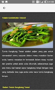 Resep Masak Sayuran Nusantara - náhled