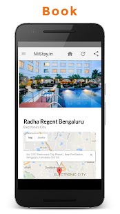 MiStay - Hotel Booking App- screenshot thumbnail