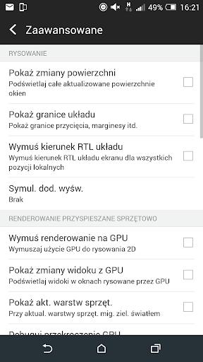 Developer Option  screenshots 5