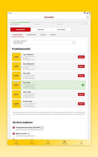 DHL Paket  screenshots 12