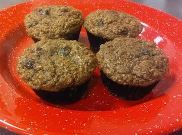 Yummy Low-Fat Bran Muffins