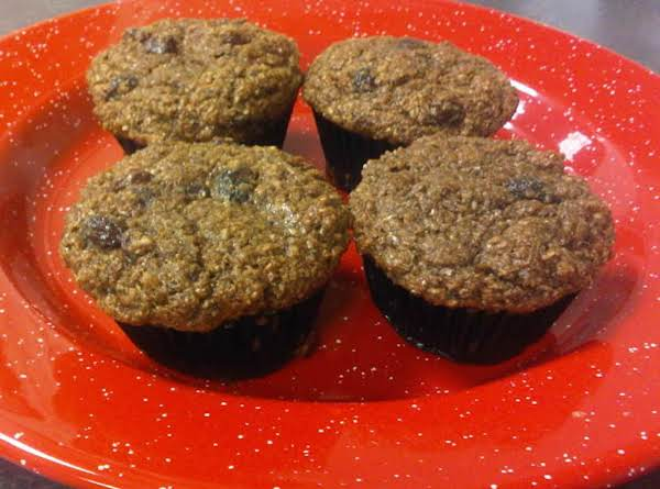 Yummy Low-fat Bran Muffins Recipe