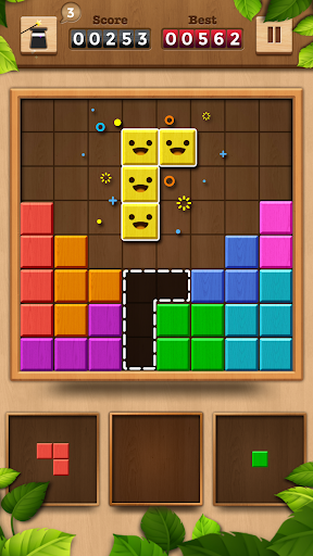 Wood Color Block: Puzzle Game 1.1.2 screenshots 2