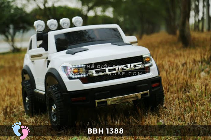 xe o to dien cho be Ford Ranger BBH-1388 14