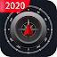 Portable GPS Compass & Bubble Level Icon