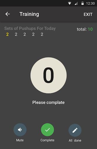Push Ups screenshot 8