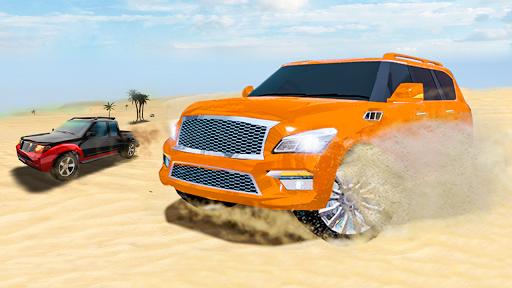 offroad Desert jeep rally 2019 1.1 APK MOD screenshots 2