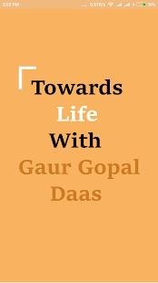 Gaur Gopal Daas - náhled