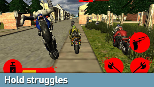 Road Rash: Death Race