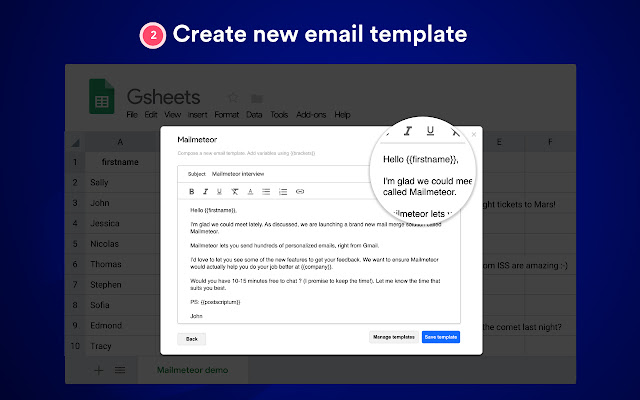 best free mail merge for gmail