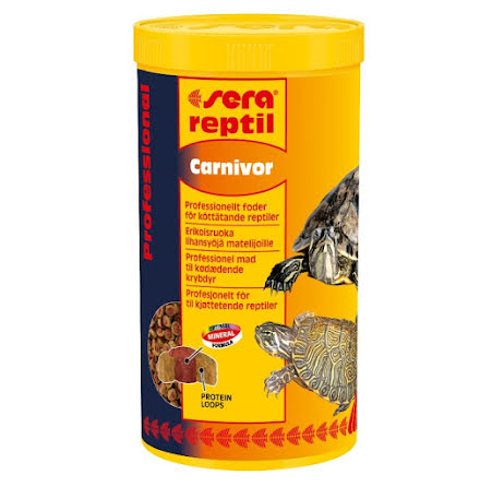 Reptil Carnivor Sera
