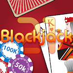 Blackjack 21 - Free Poker Chip Icon
