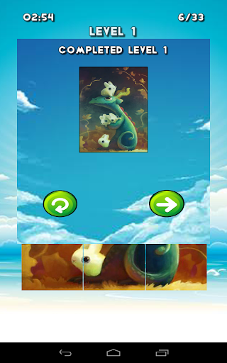 Dragon Puzzles screenshot 4