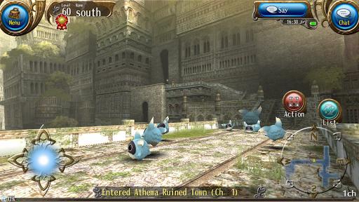 RPG Toram Online apkmr screenshots 16