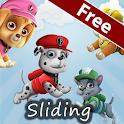Paw Puppy Slider Game icon