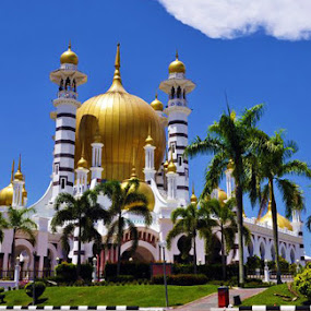Masjid kuala kangsar perak by Azwan Abdul Aziz - Buildings & Architecture Public & Historical