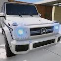 G65 AMG Drift Simulator: Car Games Racing 3D-City icon