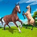 Ultimate Horse Simulator - Wild Horse Riding Game icon
