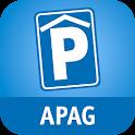Parken bei der APAG icon
