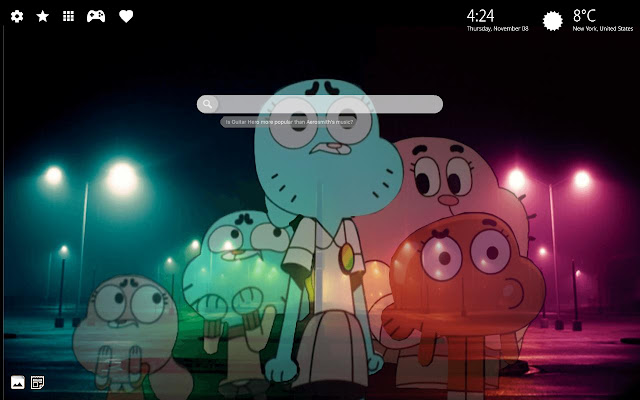The Amazing World of Gumball Wallpaper HD
