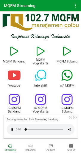 MQFM (Manajemen Qalbu FM) ss3