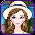 Lake Sunset: Makeup Game icon
