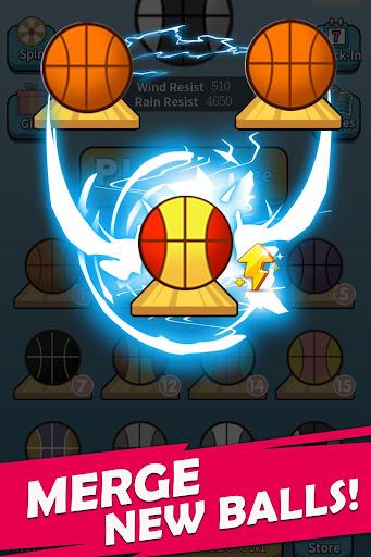 Tappy Dunk - Crazy Ball Screenshot