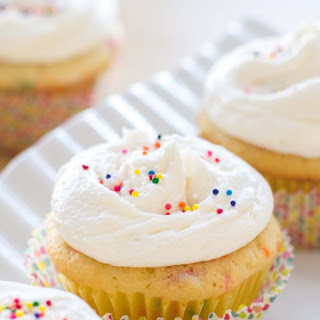 Vanilla Cupcakes With Sour Cream And Buttermilk Recipes