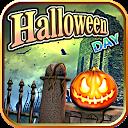 Slots Halloween mobile app icon